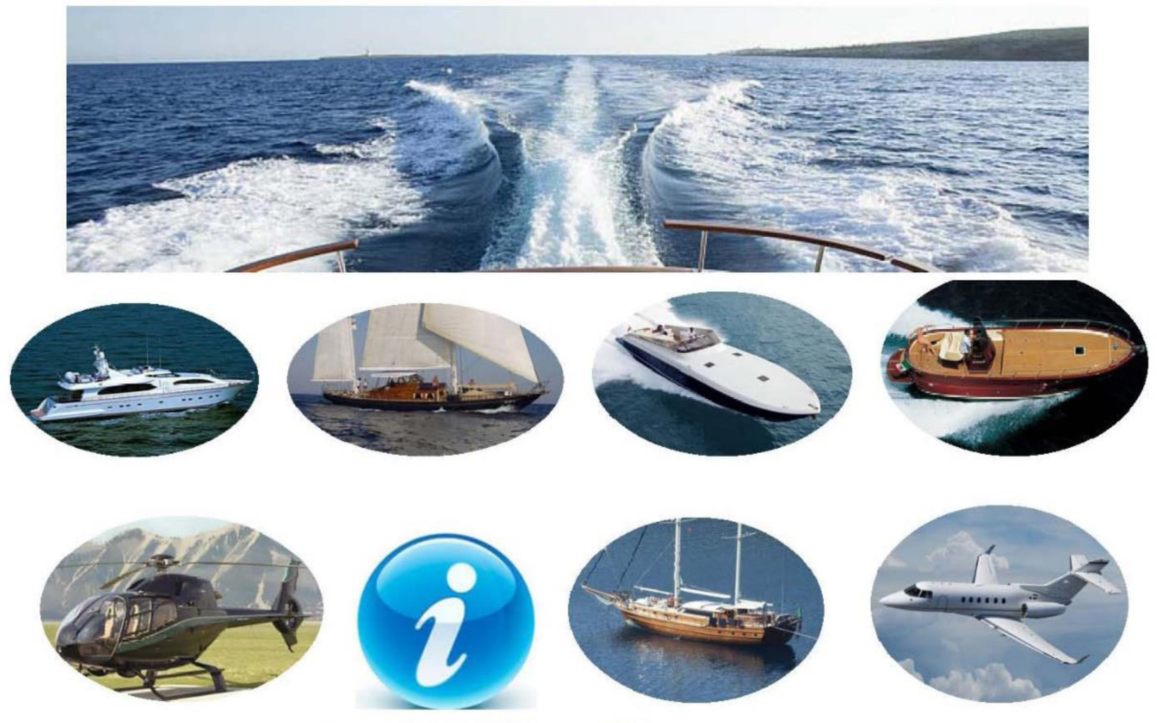 yacht charter options